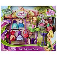 """Disney Fairies, Фея Диснея игровой набор """"Чаепитие"""""""