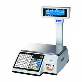 Торговые весы с печатью этикеток СL5200-30P