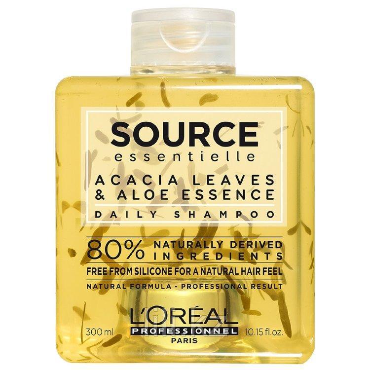 Шампунь для всех типов волос L'Oreal Professionnel Source Essentielle Daily Shampoo 300 мл.