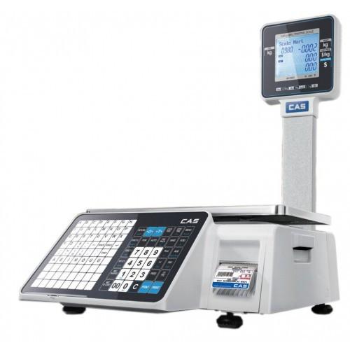Торговые весы с печатью этикеток СL5200J-15P