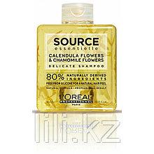 Шампунь для чувствительной кожи головы L'Oreal Source Essentielle All-Soft Delicate Shampoo 300 мл.