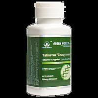 Спирулина в таблетках (500 табл.по 200 мг) тел 87073738928