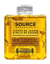 Шампунь для сухих волос L'Oreal Professionnel Source Essentielle Nourishing Shampoo 300 мл.