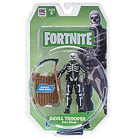 Фигурка Fortnite FNT0073 Skull Trooper с аксессуарами