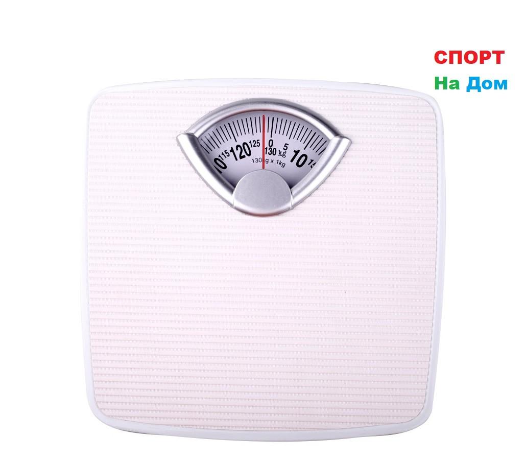 Весы напольные механические Health Scale (цвет белый)