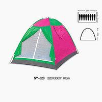 Туристическая палатка SHENGYUAN 8 SY-020