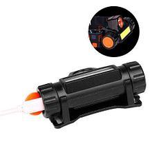 Фонарь налобный светодиодный с магнитом HIGH POWER HEADLAMP YT-872 [2 источника света], фото 3