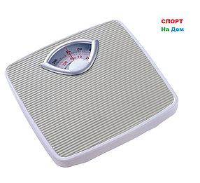 Весы напольные механические Health Scale (цвет серый)
