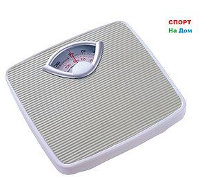 Весы напольные механические Health Scale (цвет серый), фото 2