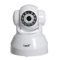 WiFi IP камера видеонаблюдения белая