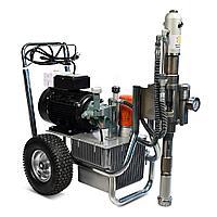 Гидравлический окрасочный аппарат безвоздушный Schtaer Jupiter 12