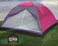 Палатка туристическая восьмиместная SY-024, 3х3х1,7м