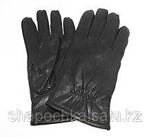 Перчатки муж кожа Cloves резинка вяз.