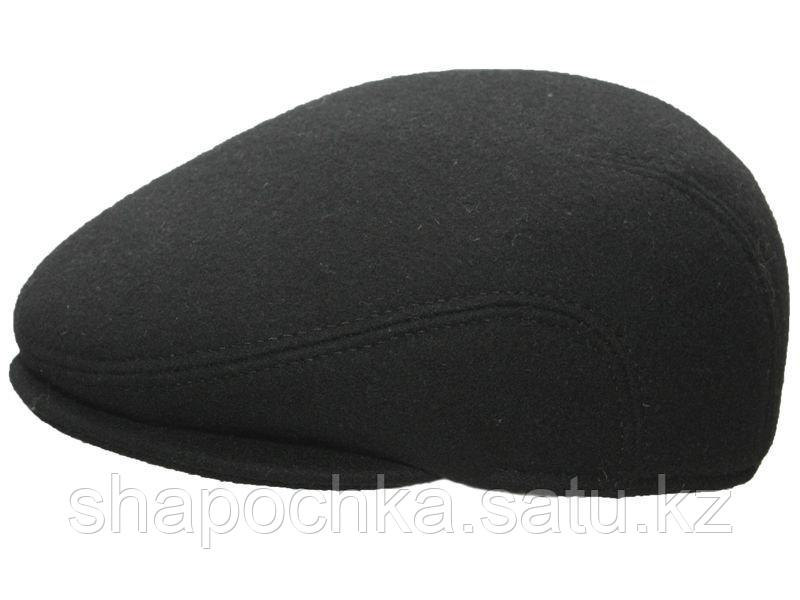Реглан Starkoff драп стежка черный