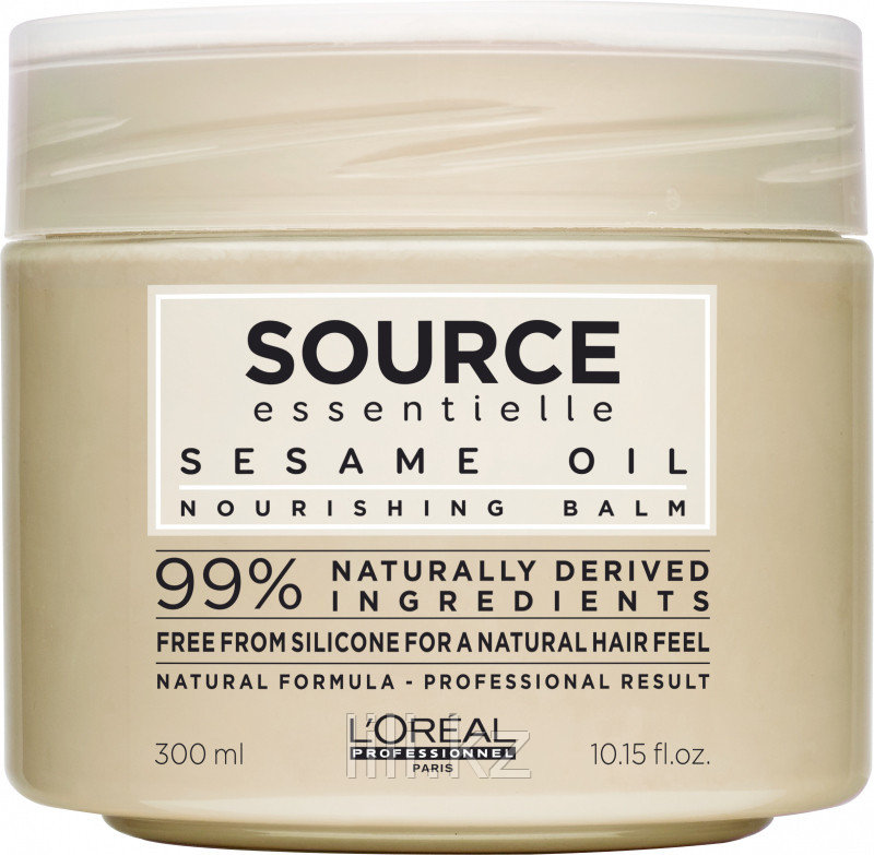 Маска для сухих волос L'Oreal Professionnel Source Essentielle Nourishing Mask 300 мл.