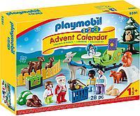 Playmobil Advent Calendar  9391 Адвент календарь для малышей, фото 1