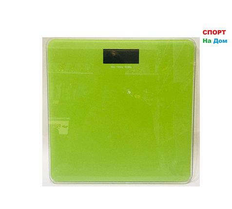 Весы напольные электронные Aote (цвет зеленый), фото 2