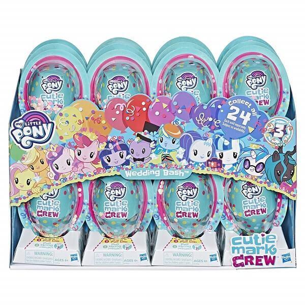 """Hasbro My Little Pony  Май Литл Пони Игровой набор """"Пони-милашка"""" (в ассортименте)"""
