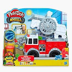 Hasbro Play-Doh  Пожарная Машина