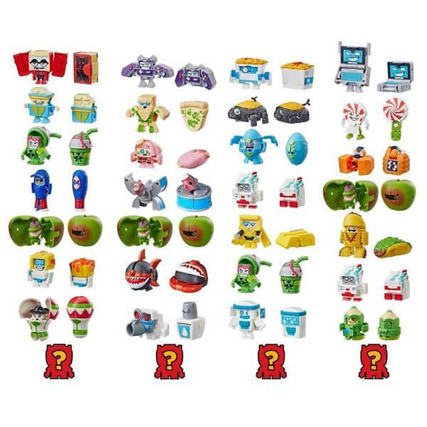 Hasbro Transformers  Трансформеры Набор 8 ботов из Садовой банды