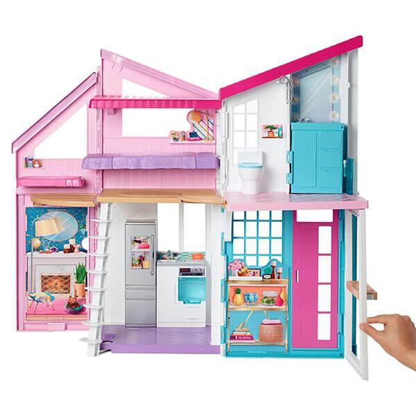 Mattel Barbie  Барби Дом Малибу