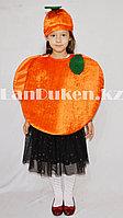 Карнавальный костюм детский овощи и фрукты апельсин, мандарин