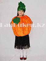 Карнавальный костюм детский овощи и фрукты тыква, мандарин,апельсин.