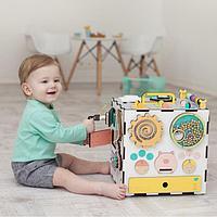 Развивающие игрушки для малыше...