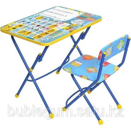 Набор мебели Ника  стол+пенал+мягкий стул