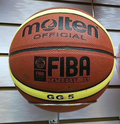 Баскетбольный мяч MOLTEN GG5, фото 2