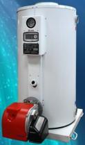Котел газовый напольный BB 1035 Cronos Buran Boiler
