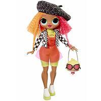 Новинка - Большая кукла L.O.L. Surprise OMG Neonlicious 30 см
