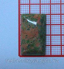 Кабошон прямоугольник 12*20 мм