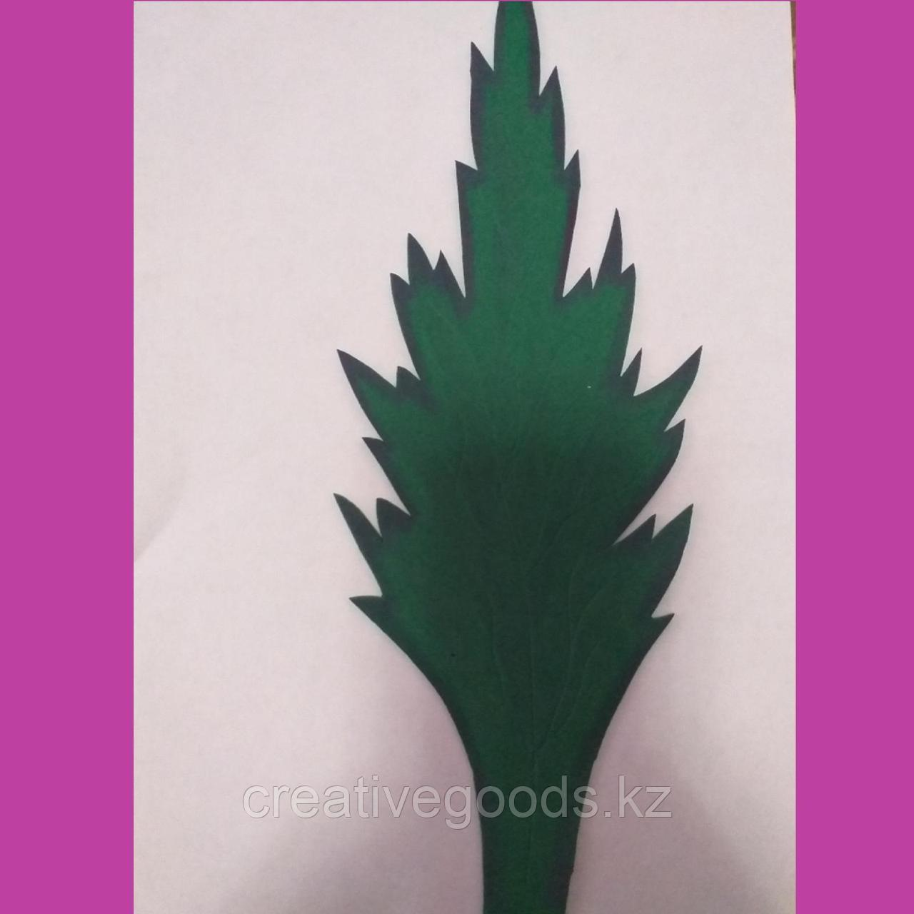 Лист из фоамирана. Размер: 30 * 11 см.  Creativ  2734