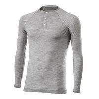 Термокофта SIXS SERAFINO MERINOS Wool, размер S-M, серый