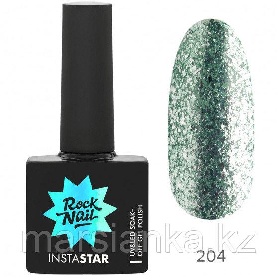 Гель-лак RockNail Insta Star #204 Selena, 10мл