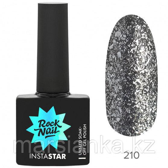 Гель-лак RockNail Insta Star #210 Taylor, 10мл