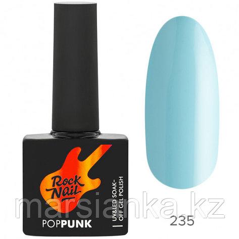 Гель-лак RockNail Pop Punk #235 Hangout, 10мл, фото 2