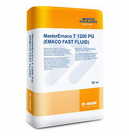 Смесь MasterEmaco т 1200 pg (emaco fast fluid) (30 кг)