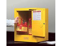 Шкафы для хранения ЛВЖ / Sure-Grip EX Countertop Flammable Safety Cabinet,4 gallon, Self-close door.