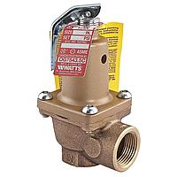 Watts Pressure Safety Relief valve 174A / Предохранительный клапан