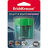Точилка ErichKrause SMART&SHARP (в блистере)