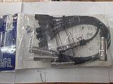 Свечные провода 4цил на Ауди 80/100 об.1.8/2.0, Фольксваген Пассат Б3/Б4, Гольф 2/3 обьем 1.8/2.0, фото 2