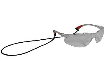 Очки защитные прозрачные со шнурком WURTH