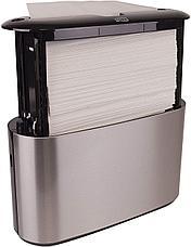 Tork Xpress настольный диспенсер для листовых полотенец сложения Multifold 460005, фото 3