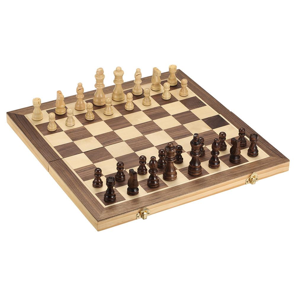 Деревянный Шахматный Набор магнитные