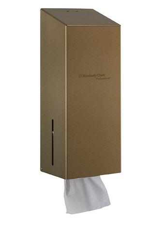 Диспенсер из нержавеющей стали для туалетной бумаги в пачках Kimberly Clark Professional 8942, фото 2