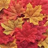 Осенние листья для декора, фото 2