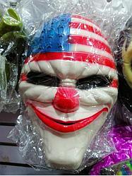 """Маска клоуна"""" Грабитель"""""""
