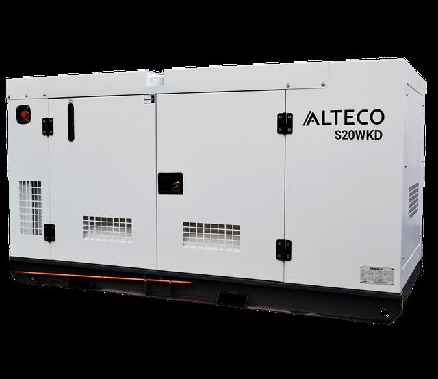 Дизельные генераторы ALTECO